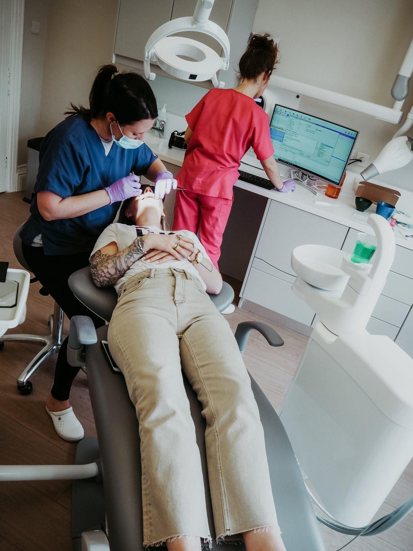 Redcliffe dental surgery Neston