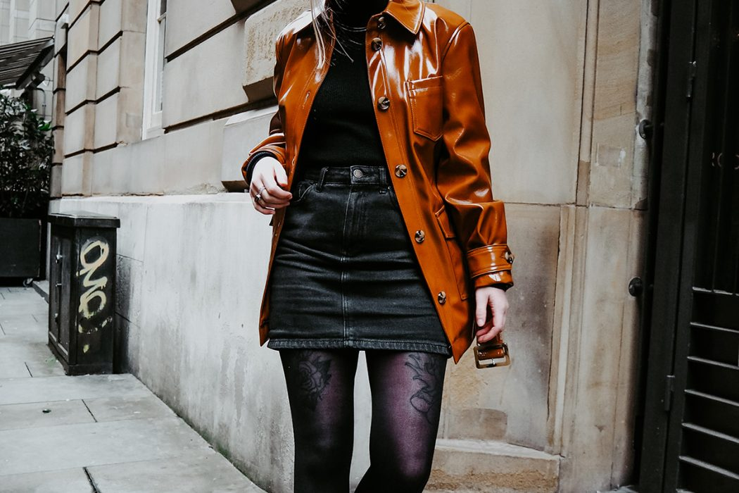 AUTUMNAL STYLING: STATEMENT OUTERWEAR